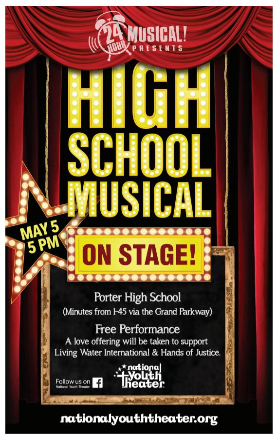 24 Hour Musical Poster
