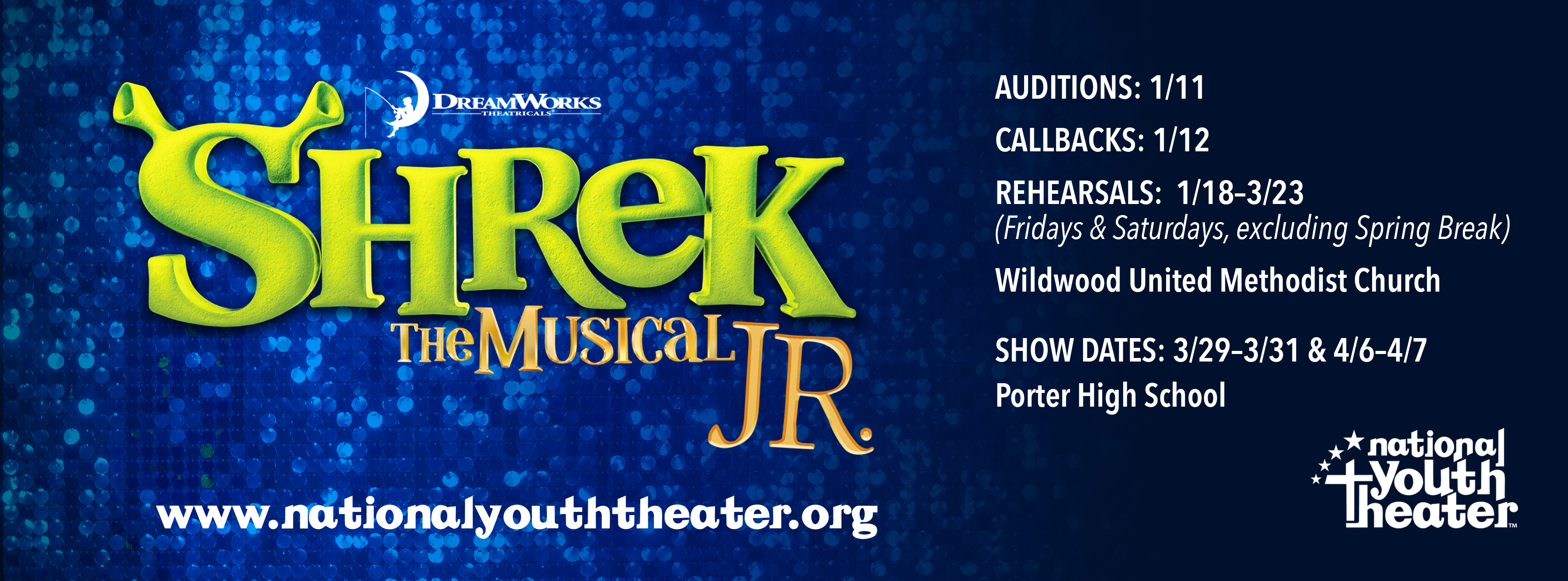 Shrek The Musical Jr  - NYT